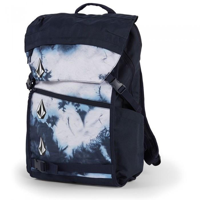 [해외]볼컴 Substrate Backpack 14138162605 Storm Blue