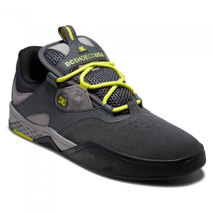 [해외]DC슈즈 Kalis Trainers 14138152896 Grey / Black / Grey