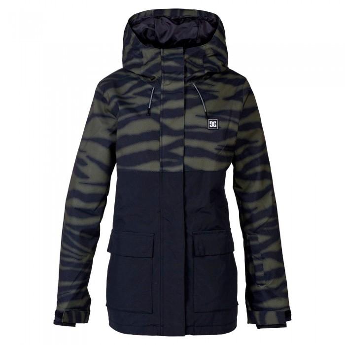 [해외]DC슈즈 Cruiser Jacket 14138152760 Zebra Olive Night