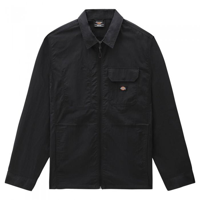 [해외]DICKIES Glacier View Long Sleeve Shirt 14138164664 Black