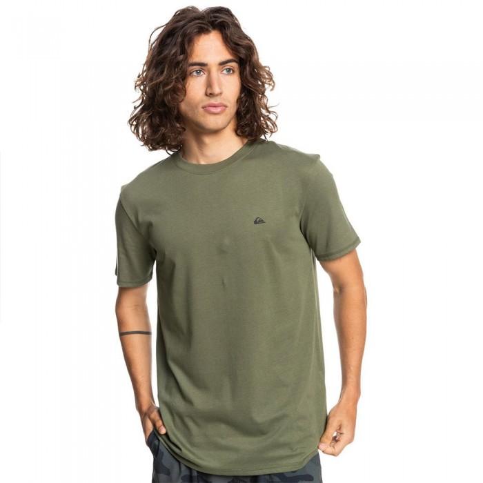 [해외]퀵실버 Perform Short Sleeve T-Shirt 14138172614 Four Leaf Clover