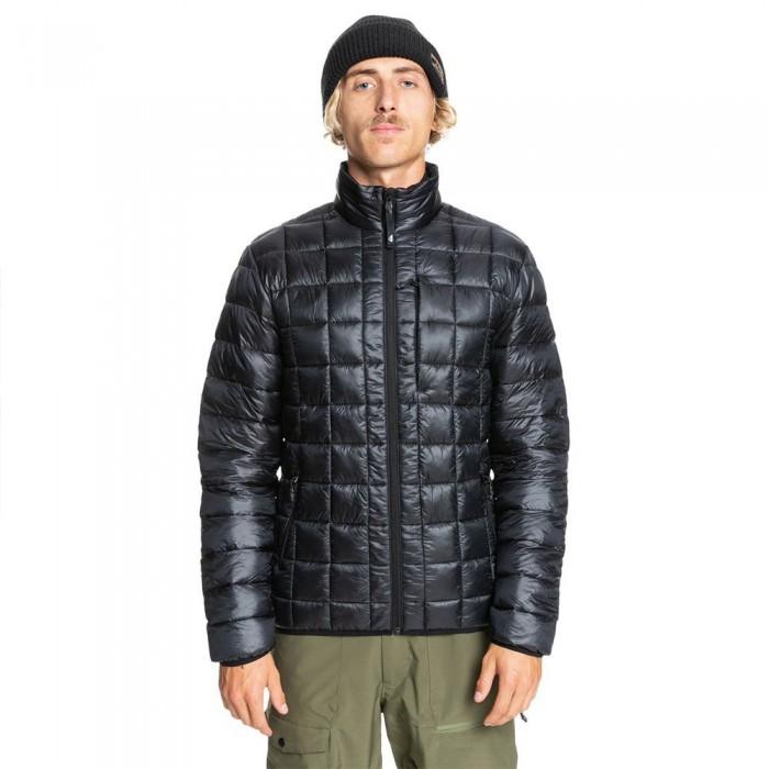 [해외]퀵실버 Release Jacket 14138172692 True Black