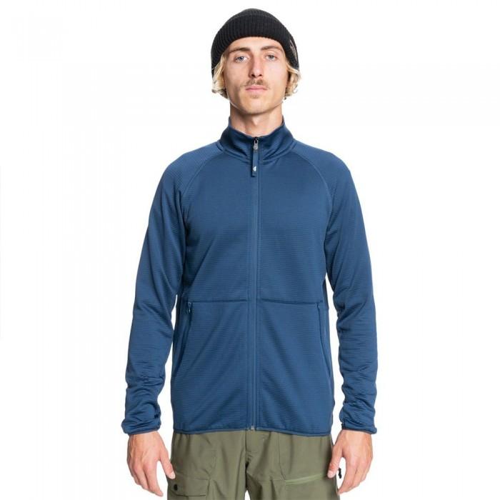 [해외]퀵실버 Steep Point Full Zip Fleece 14138172833 Insignia Blue