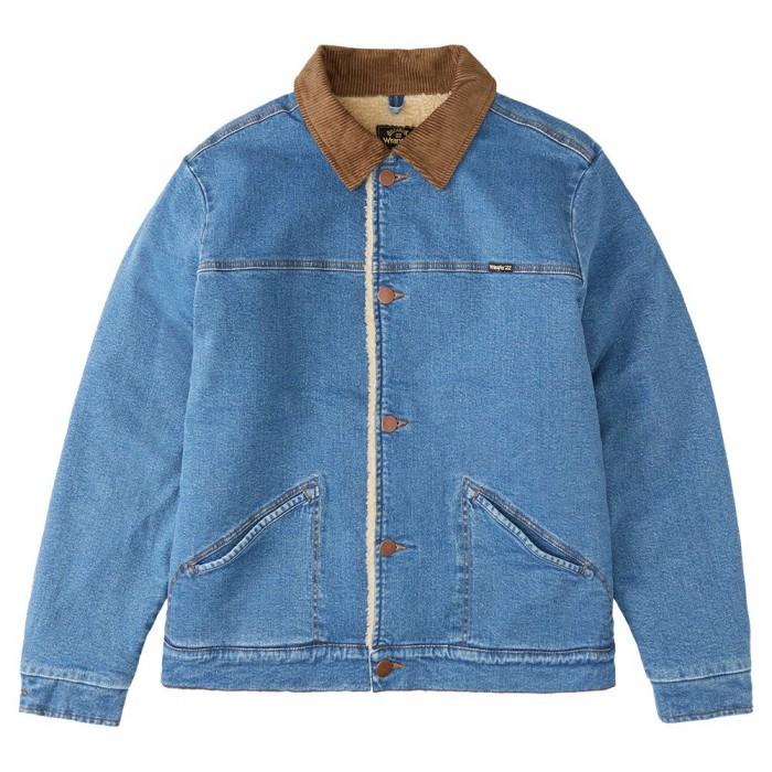 [해외]빌라봉 Range Denim Sherpa Jacket 14138286259 Ocean