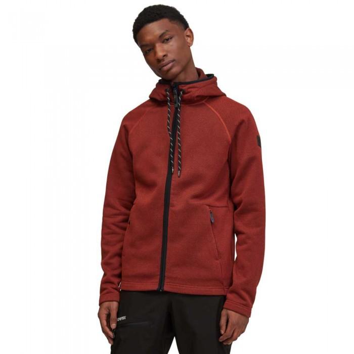 [해외]오닐 Epidote Full Zip Fleece 14138290164 Rooibos Red