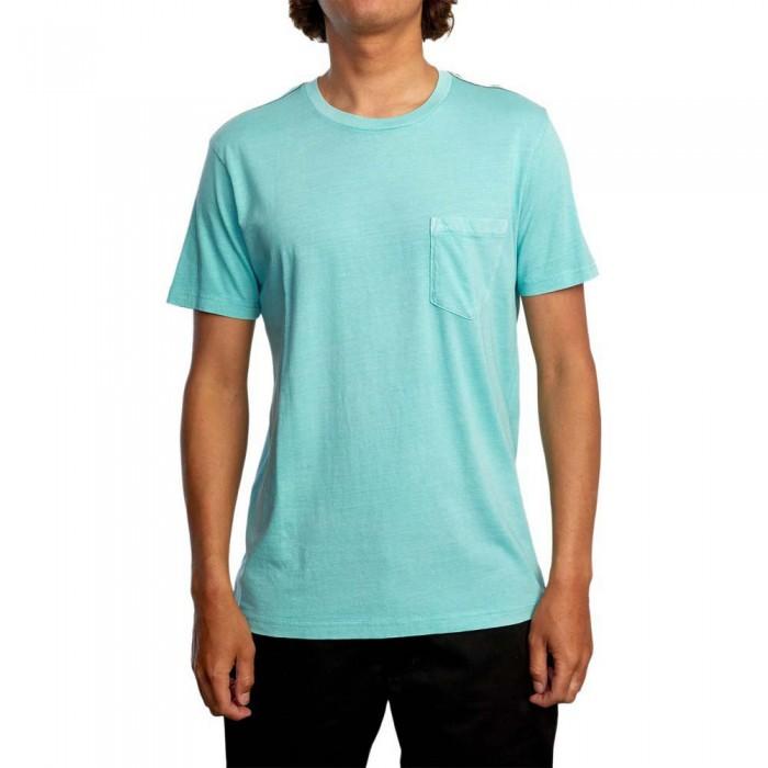 [해외]루카 Ptc 2 Pigment Short Sleeve T-Shirt 14138302397 Seafoam